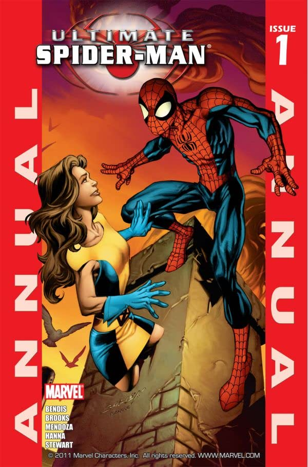 Ultimate Spider-Man (2000-2009) Annual #1