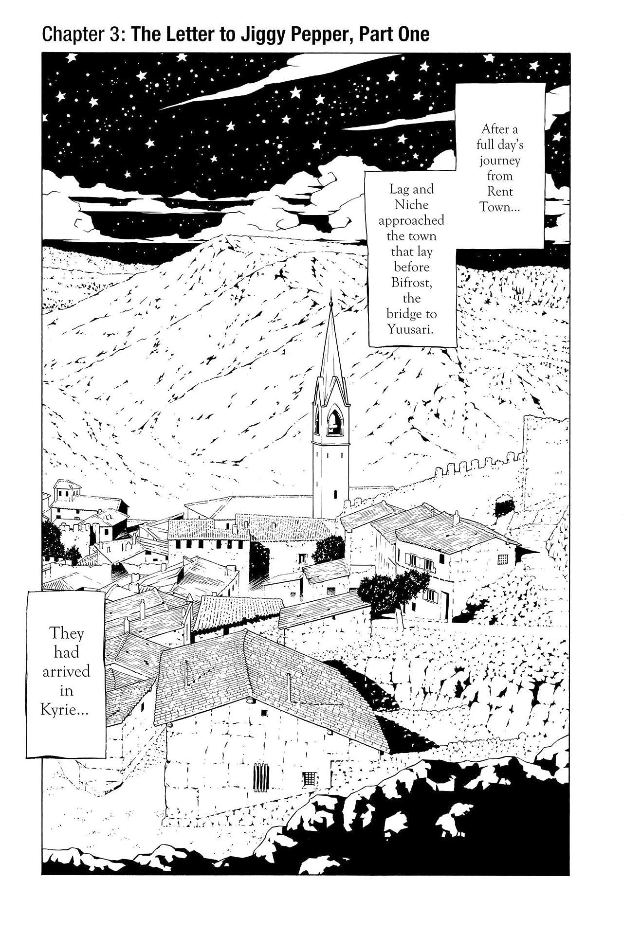 Tegami Bachi Vol. 2
