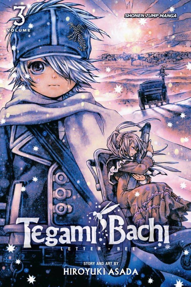 Tegami Bachi Vol. 3