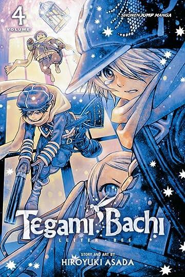 Tegami Bachi Vol. 4