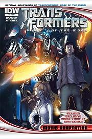 Transformers 3 Movie Adaptation - Dark of the Moon #1