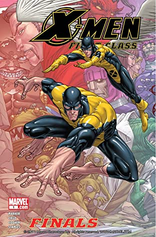 X-Men: First Class Finals #1 (of 4)