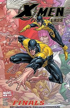 X-Men: First Class Finals #1 (of 4)