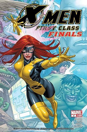 X-Men: First Class Finals #2