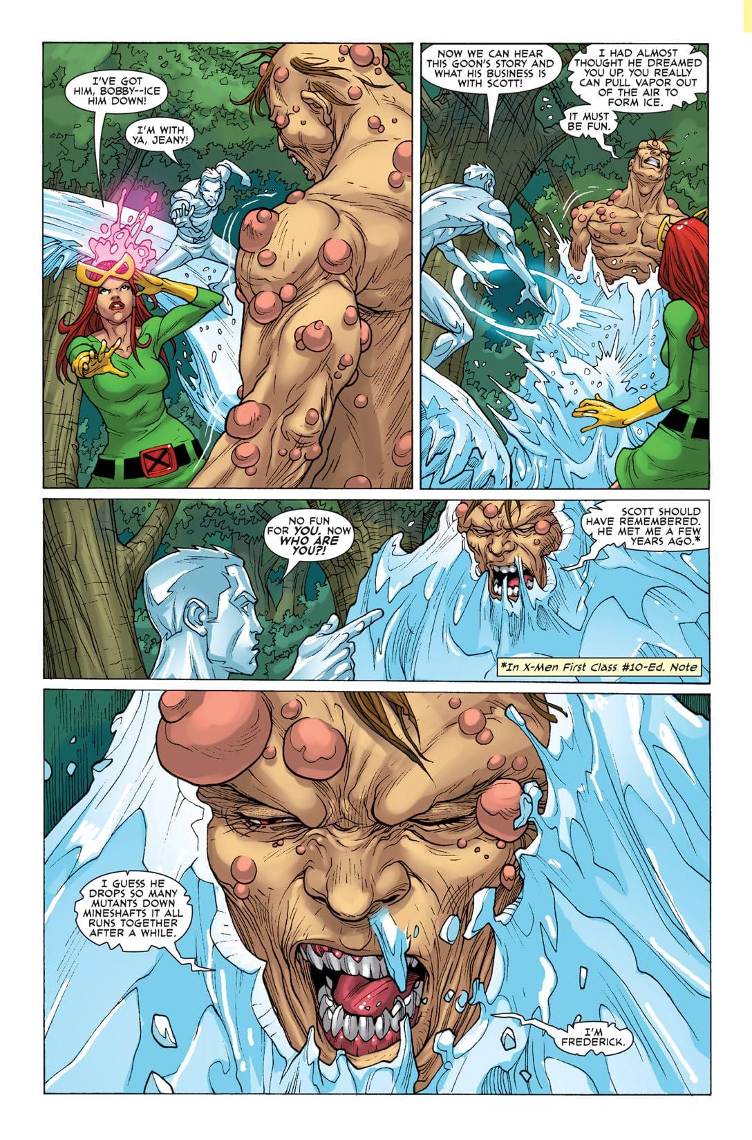X-Men: First Class Finals #2 (of 4)