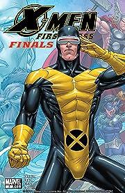 X-Men: First Class Finals #3 (of 4)