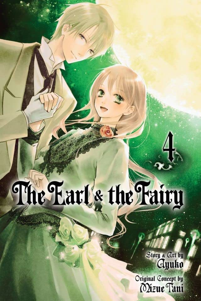 The Earl and The Fairy Vol. 4