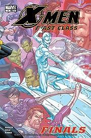 X-Men: First Class Finals #4