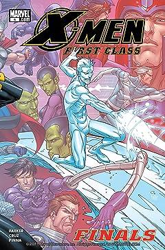 X-Men: First Class Finals #4 (of 4)