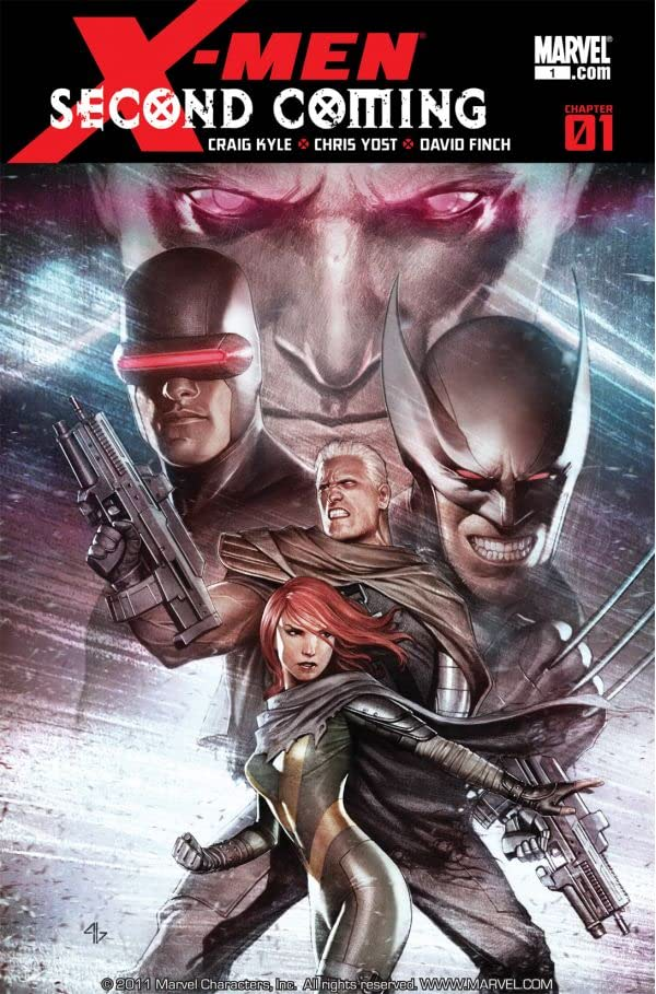 X-Men: Second Coming #1