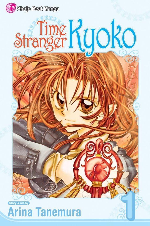 Time Stranger Kyoko Vol. 1
