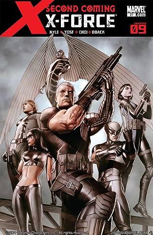 X-Force (2008-2012) #27