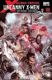 Uncanny X-Men (1963-2011) #525