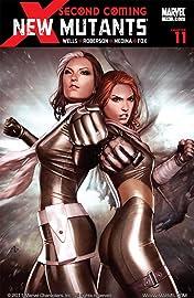 New Mutants (2009-2011) #14