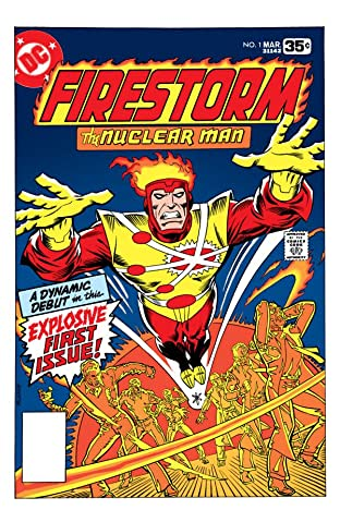 Firestorm: The Nuclear Man (1978) #1