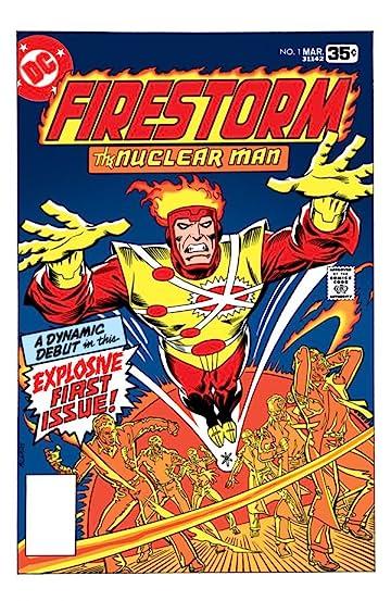 Firestorm: The Nuclear Man (1978) #1