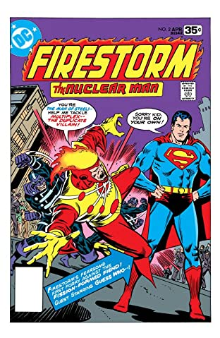 Firestorm: The Nuclear Man (1978) #2