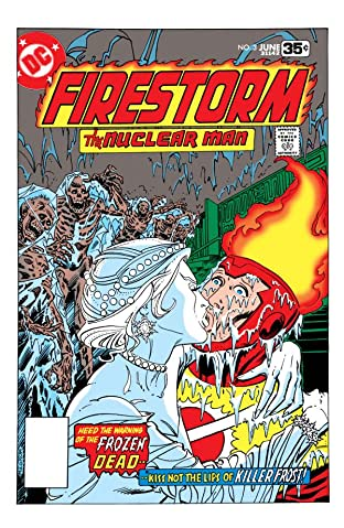 Firestorm: The Nuclear Man (1978) #3