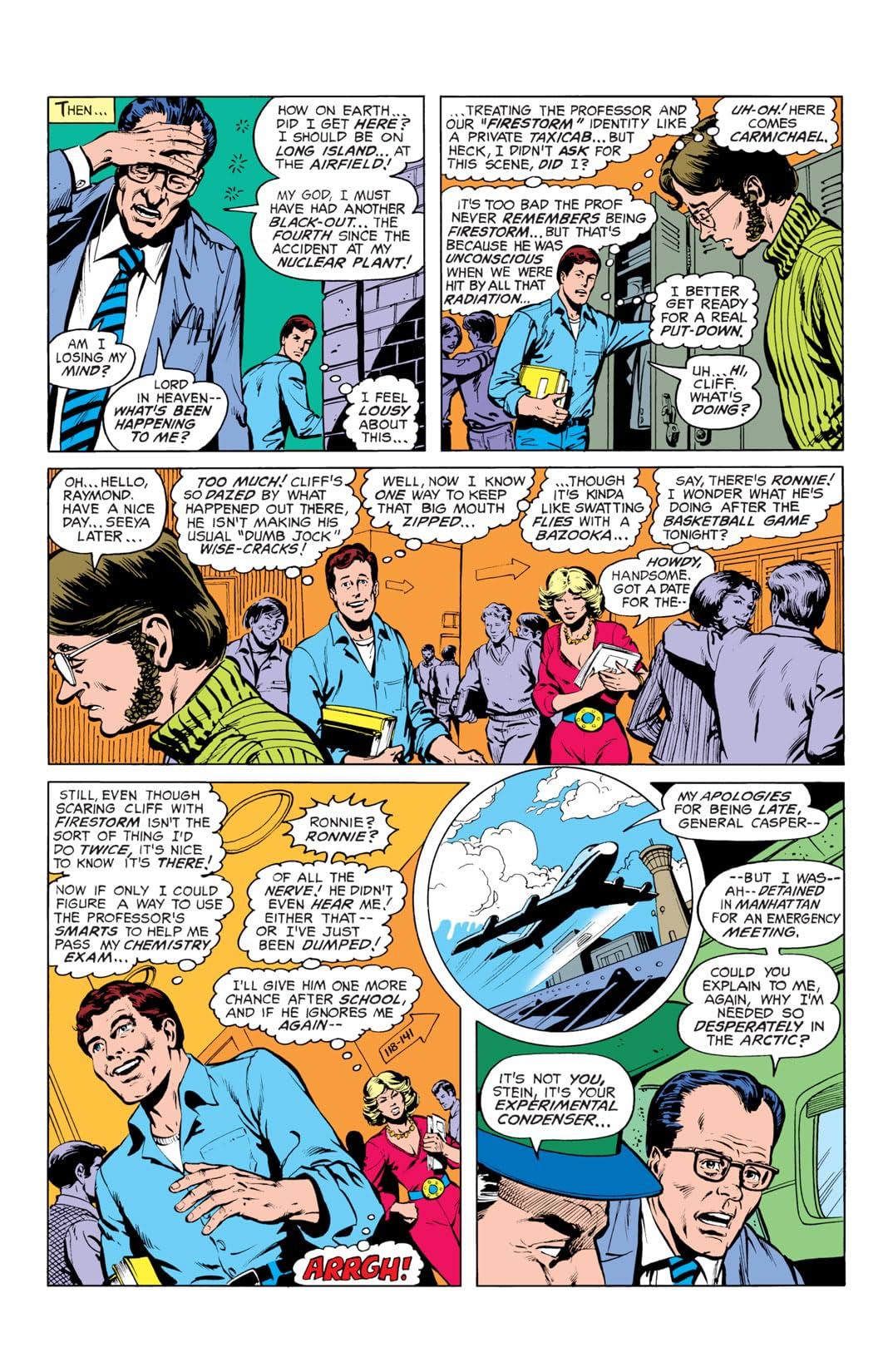 Firestorm: The Nuclear Man (1978) #3