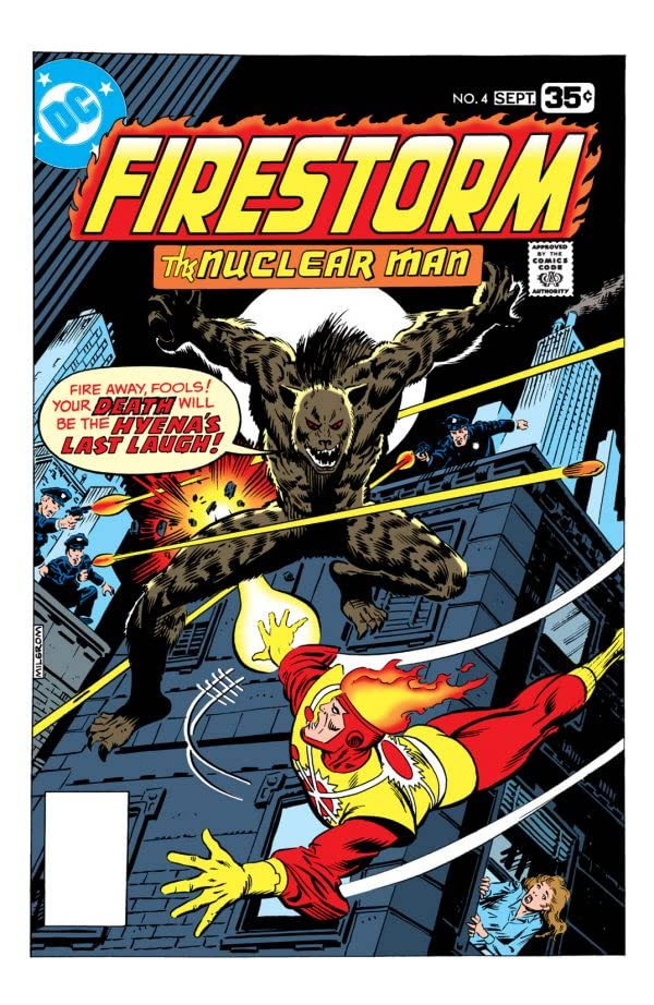 Firestorm: The Nuclear Man (1978) #4