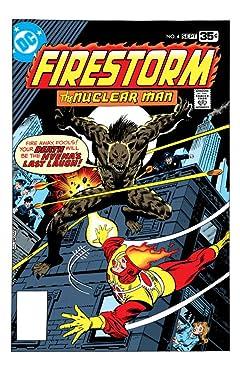 Firestorm: The Nuclear Man (1978) #4