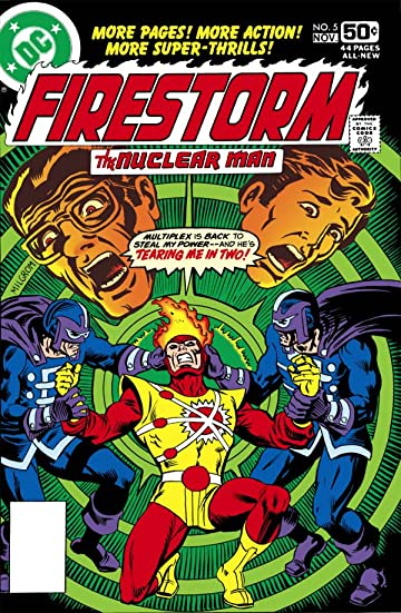Firestorm: The Nuclear Man (1978) #5