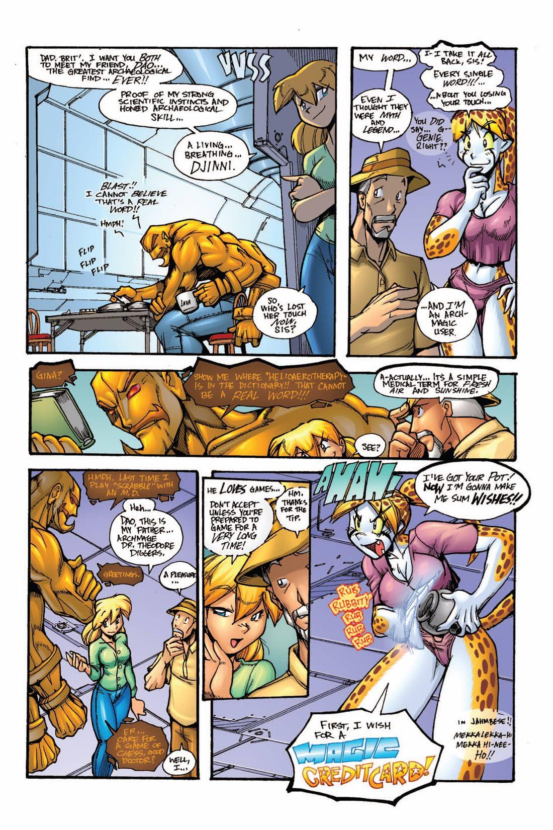 Gold Digger #4