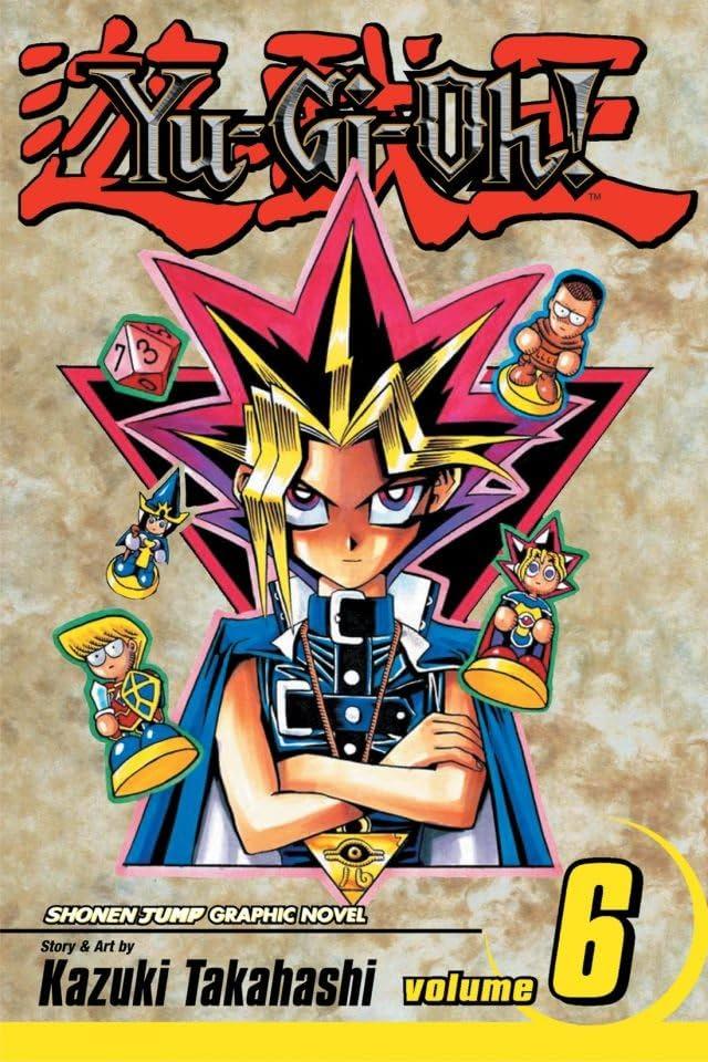 Yu-Gi-Oh! Tome 6