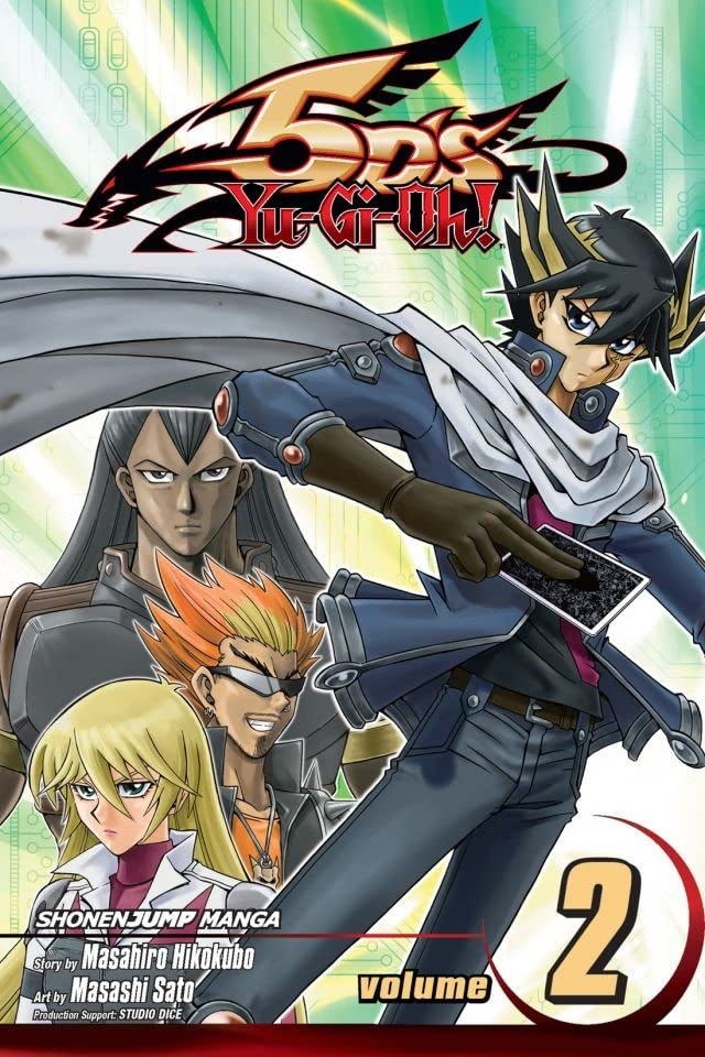 Yu-Gi-Oh! 5D's Tome 2