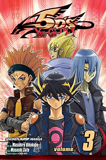 Yu-Gi-Oh! 5D's Tome 3