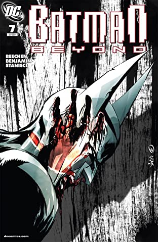 Batman Beyond (2011) #7