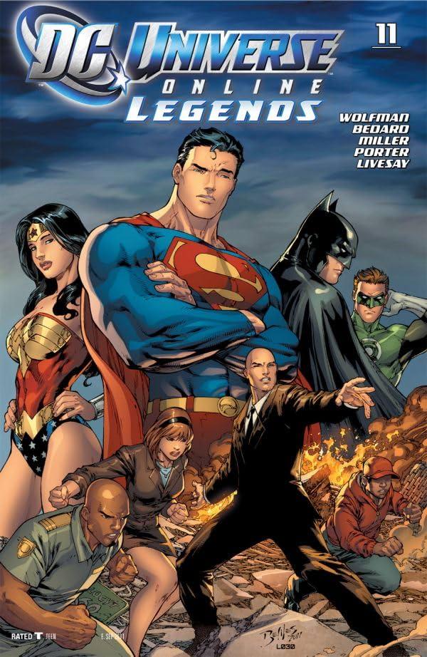 DC Universe Online Legends #11