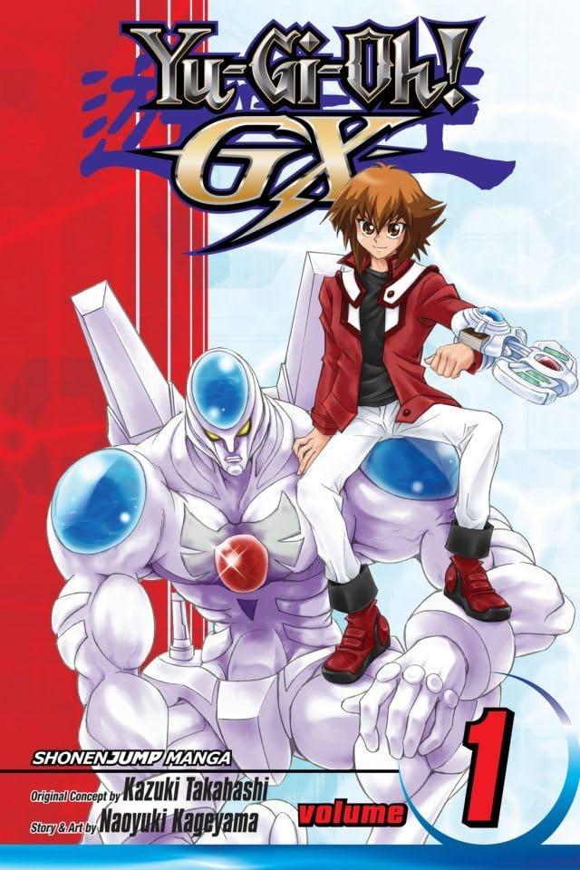 Yu-Gi-Oh! GX Tome 1