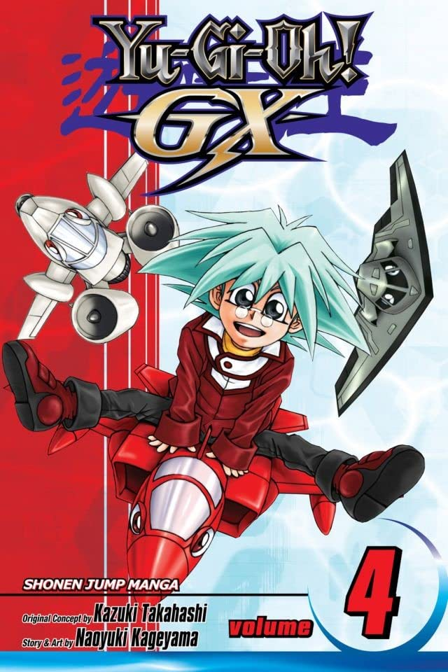 Yu-Gi-Oh! GX Vol. 4
