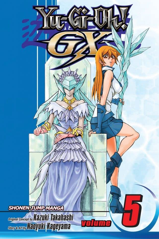 Yu-Gi-Oh! GX Tome 5