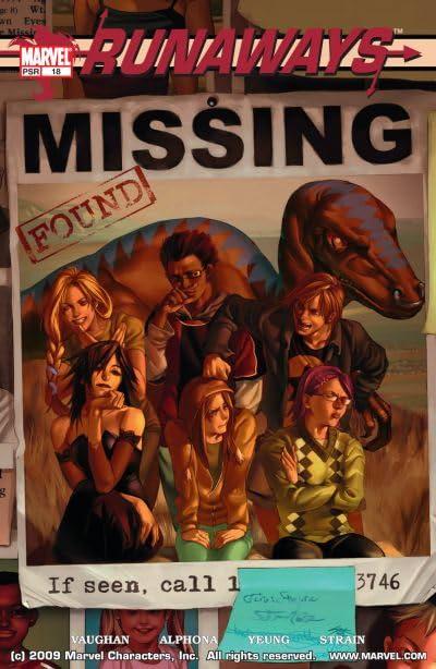 Runaways (2003-2004) #18