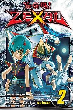 Yu-Gi-Oh! Zexal Tome 2