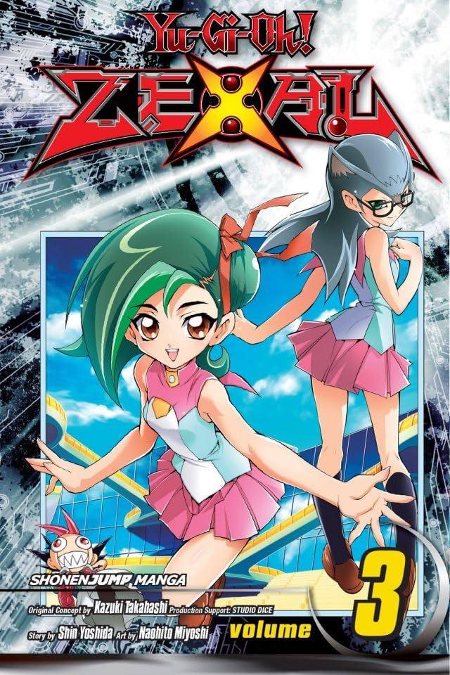 Yu-Gi-Oh! Zexal Tome 3
