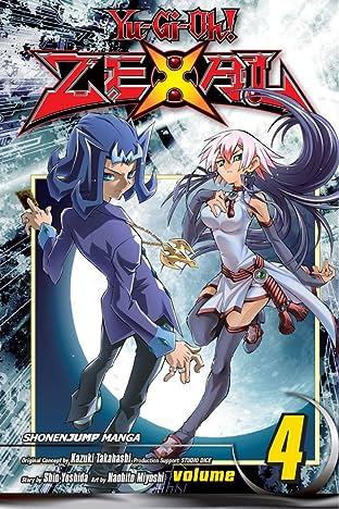 Yu-Gi-Oh! Zexal Tome 4