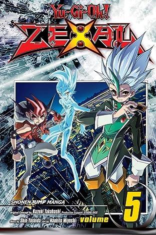 Yu-Gi-Oh! Zexal Tome 5