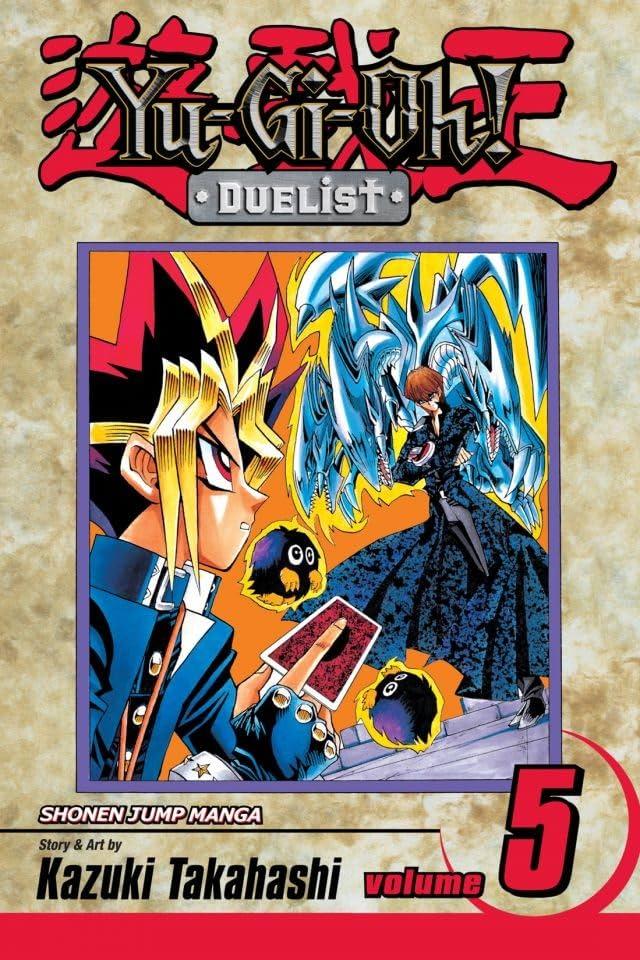 Yu-Gi-Oh!: Duelist Vol. 5