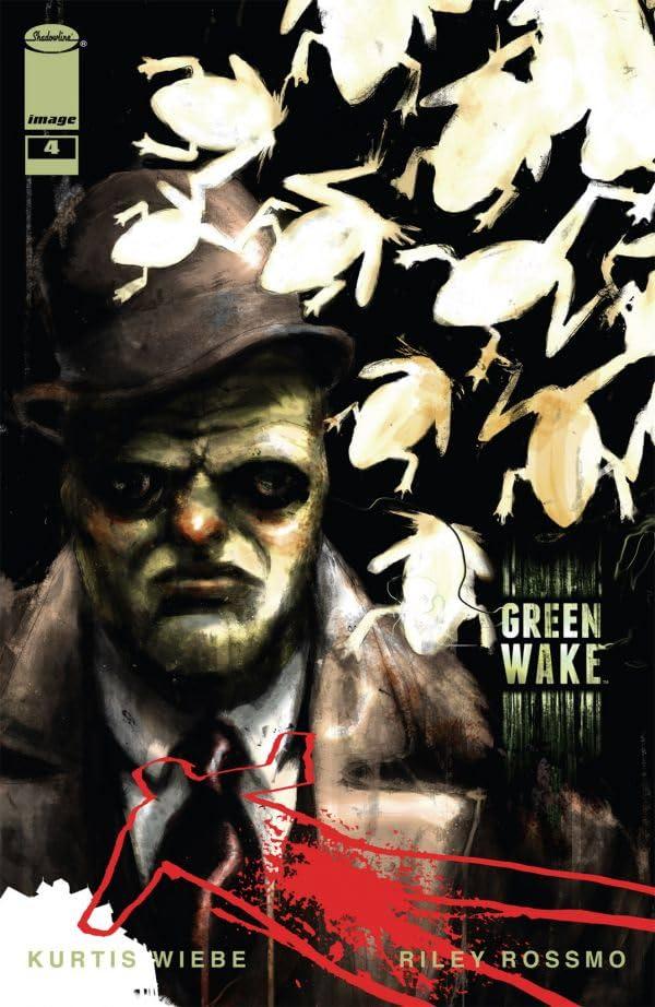 Green Wake #4