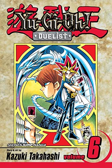 Yu-Gi-Oh!: Duelist Tome 6