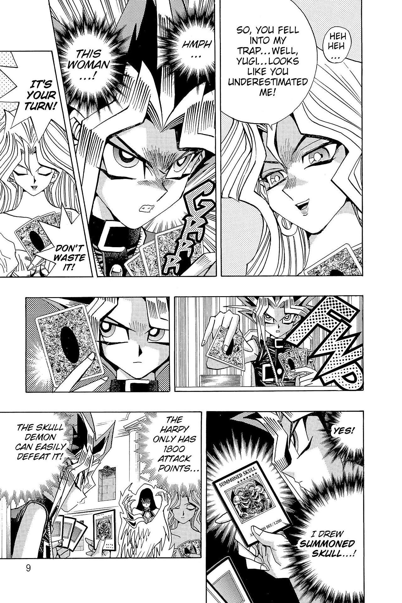 Yu-Gi-Oh!: Duelist Tome 7