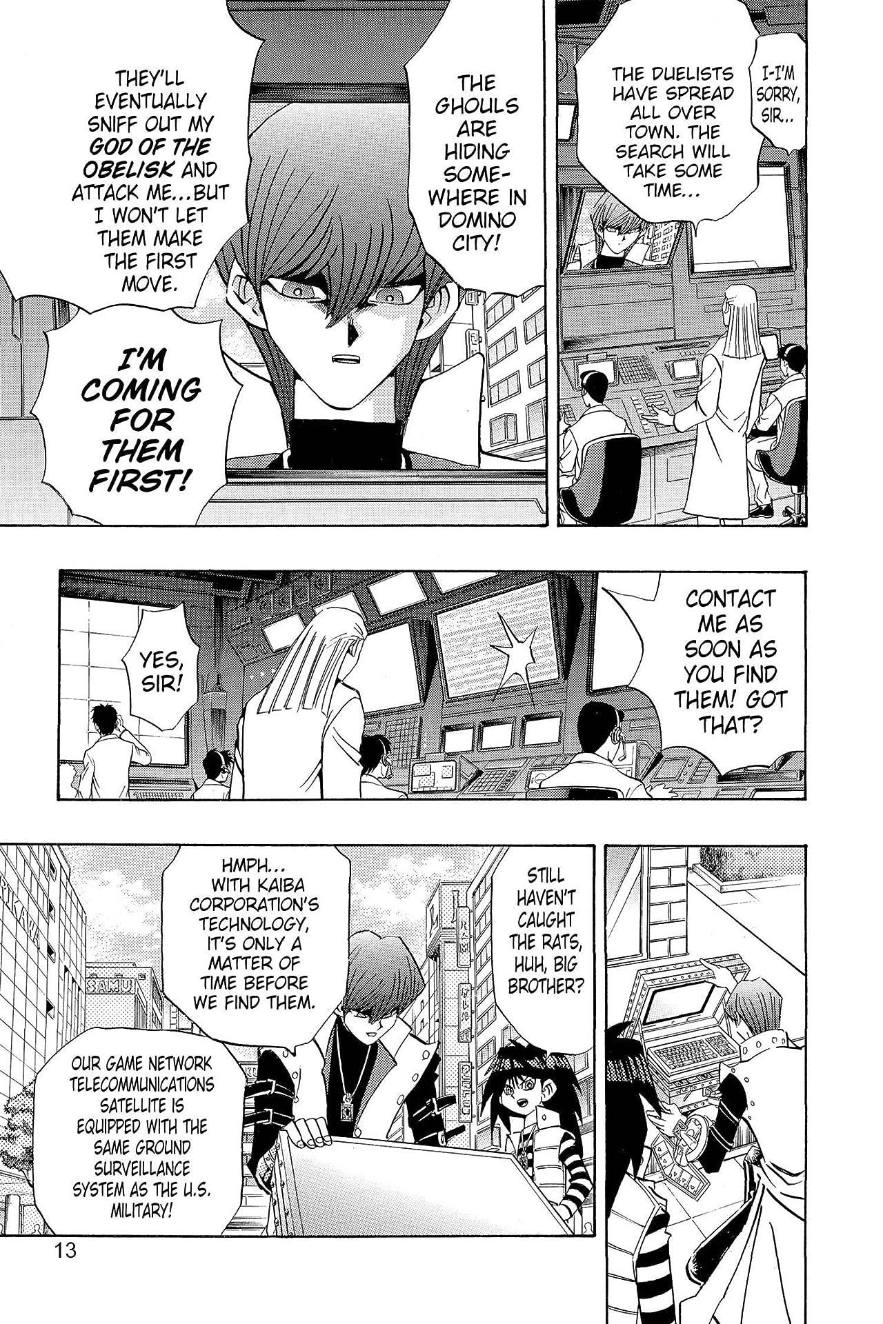 Yu-Gi-Oh!: Duelist Vol. 13