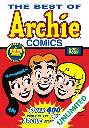 The Best of Archie Comics Vol. 4