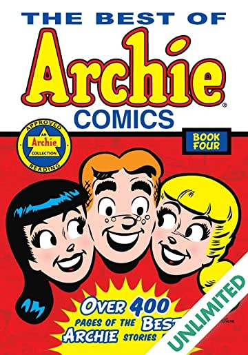 The Best of Archie Comics Vol. 4
