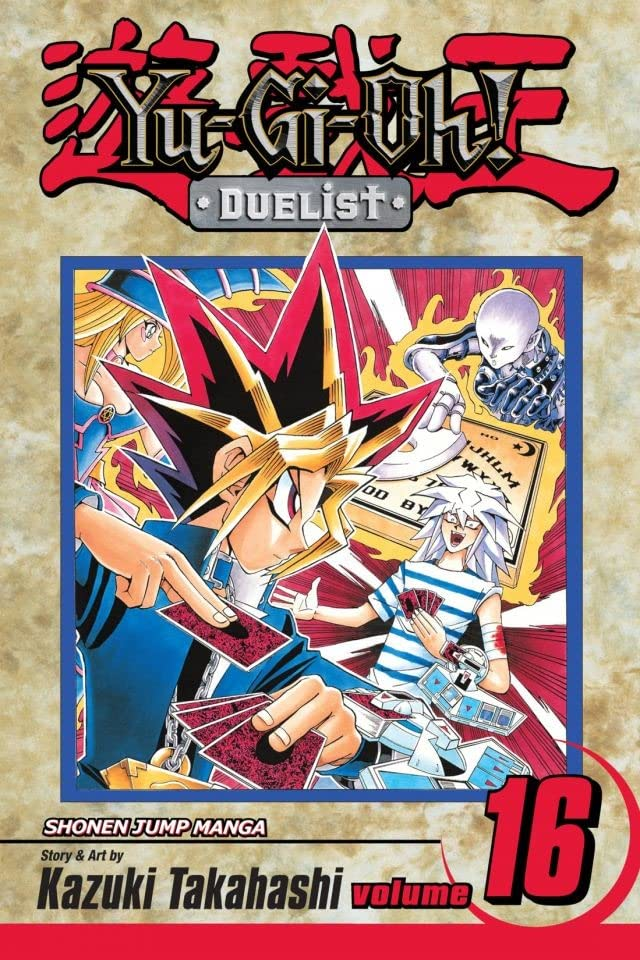 Yu-Gi-Oh!: Duelist Vol. 16