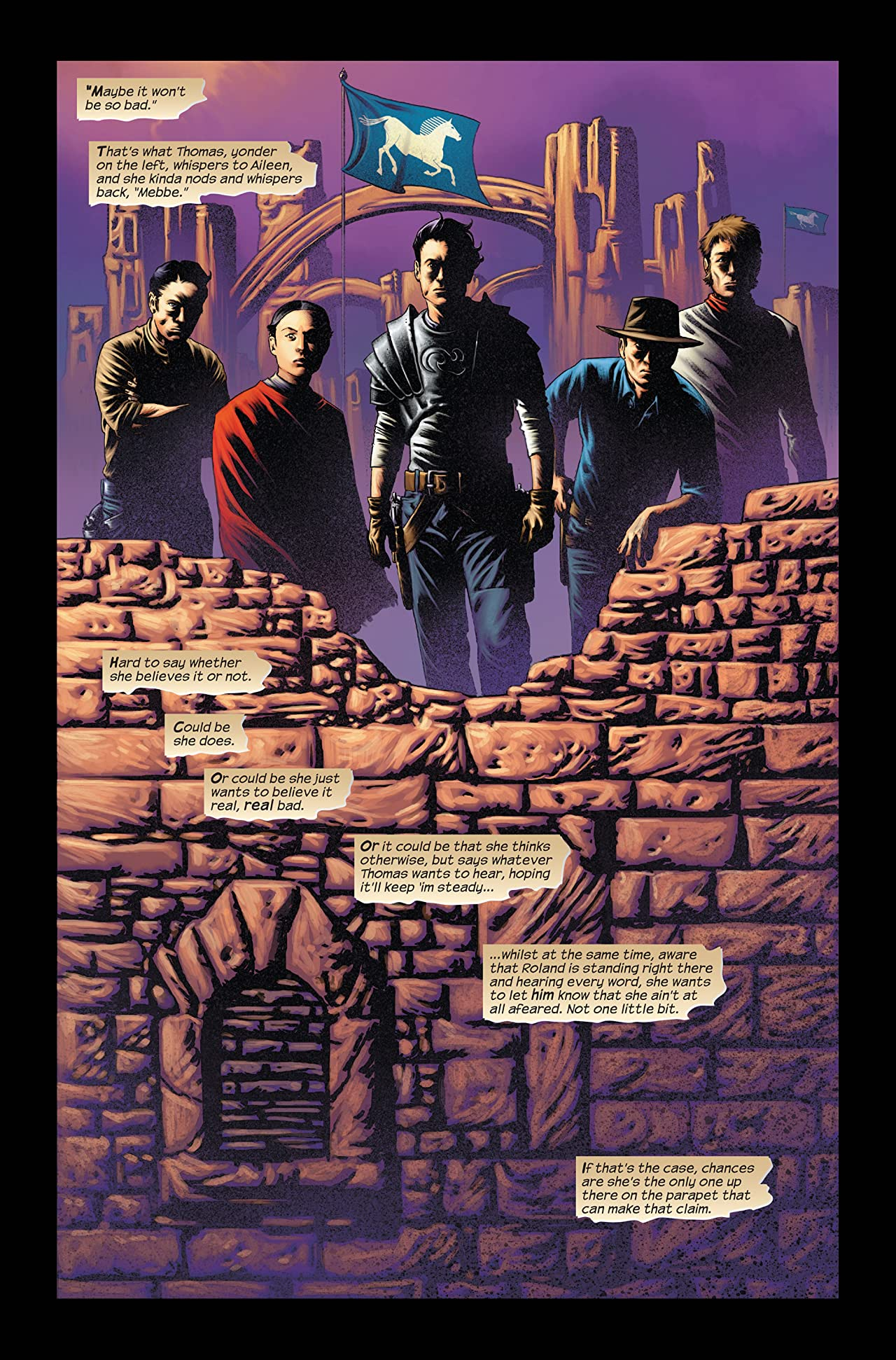 Dark Tower: The Fall of Gilead #6 (of 6)