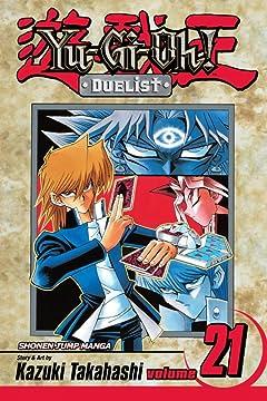 Yu-Gi-Oh!: Duelist Vol. 21
